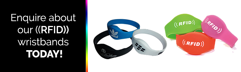 21st Century Tracking with RFID Festival Wristbands