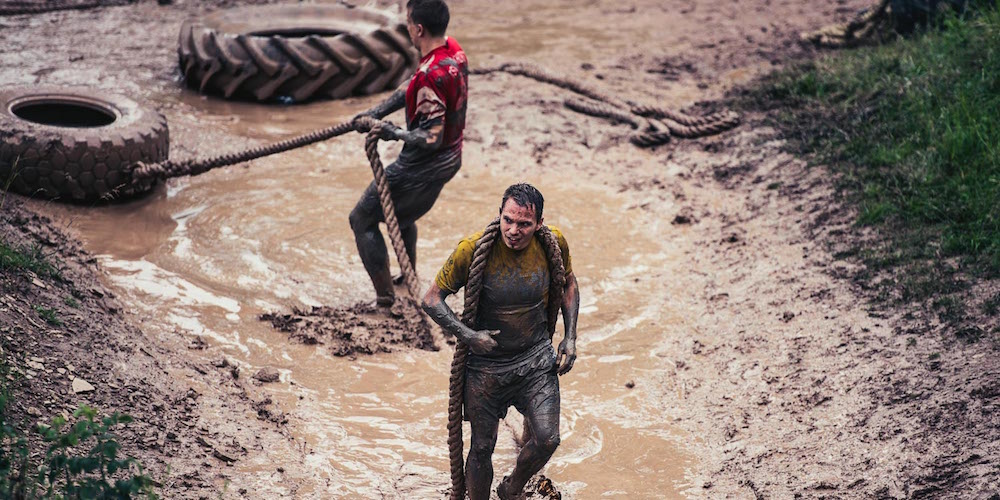 how to organized an obstacle race