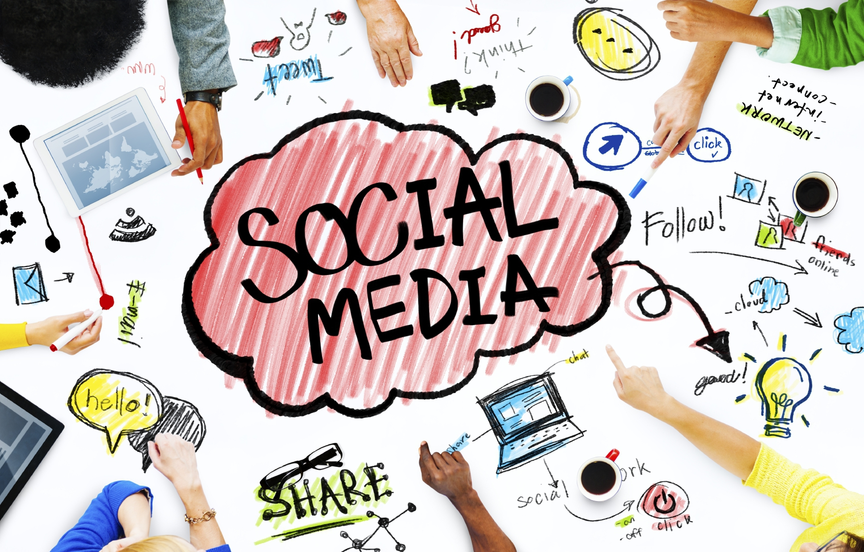 Charity Marketing & Social Media: How Can You Reach Your Goals?