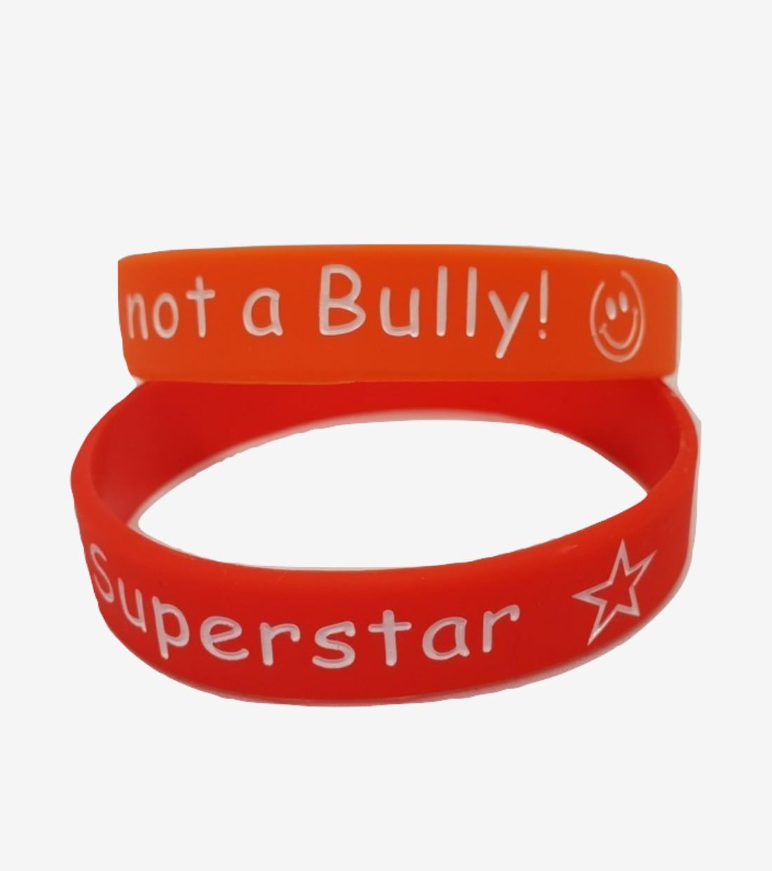 Be a Buddy and Spelling Superstar School Wristbands