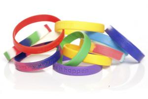 Got Old Wristbands? Get Creative!